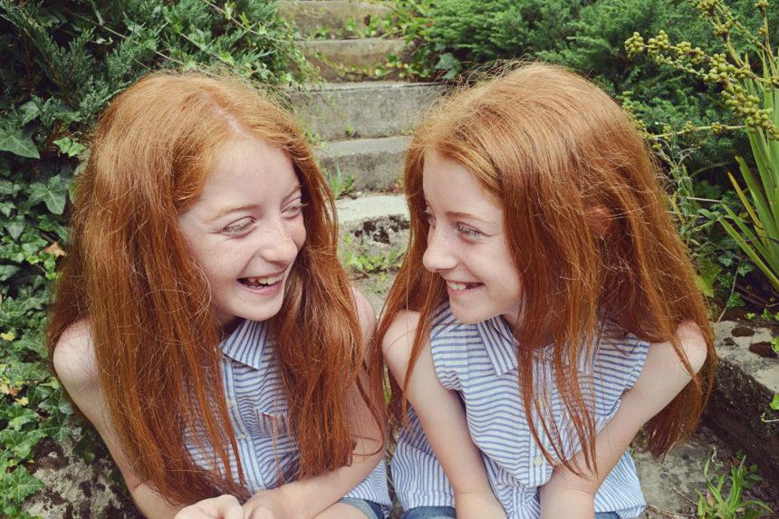 Leah and Chloe